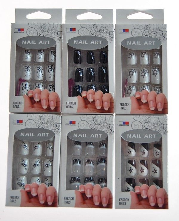 faux ongles kit